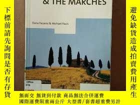 二手書博民逛書店Tuscany,罕見Umbria & The Marches, 8th (Country & Regional G