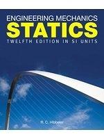 二手書 Engineering Mechanics: Statics in SI Units Pack, 12/e (IE-Paperback) (美國版ISBN: 136077900) R2Y 9810681364