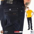 【NST Jeans】三道刷色 彈性牛仔褲-中腰直筒 393(66661) 台灣製