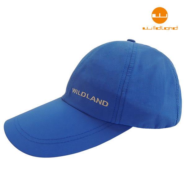 WildLand 中性抗UV透氣棒球帽W1013 /城市綠洲(遮陽帽.休閒帽.戶外.旅遊)
