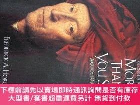 二手書博民逛書店More罕見Than You See: A Guide to Art-比你看到的更多:藝術指南Y414958