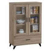 【森可家居】珂琪2 6 尺收納櫃8ZX590 3 展示櫃置物櫃木紋 北歐工業風