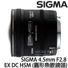 SIGMA 4.5mm F2.8 EX ...