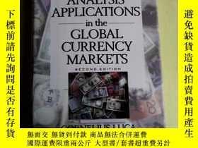 二手書博民逛書店Technical罕見Analysis Applications In The Global Currency M