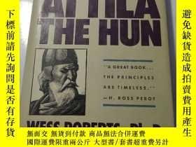 二手書博民逛書店Leadership罕見Secrets of Attila the HunY180607 Wess Rober