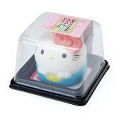 Sanrio HELLO KITTY饅頭造型軟軟舒壓玩偶★funbox★_685607