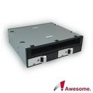 Awesome 雙槽2.5吋硬碟含光碟機擴充模組 AWD-MRA361