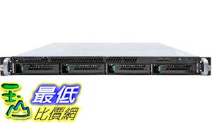 [106美國直購] Intel Server System Barebone System - 1U Rack-mountable - Socket B2 LGA-1356 - 1 x Total Processor Support