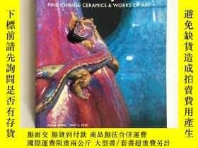 二手書博民逛書店SOTHEBY'S罕見FINE CHINESE CERAMICS