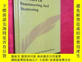 二手書博民逛書店The罕見Cure Of Stammering And Stut