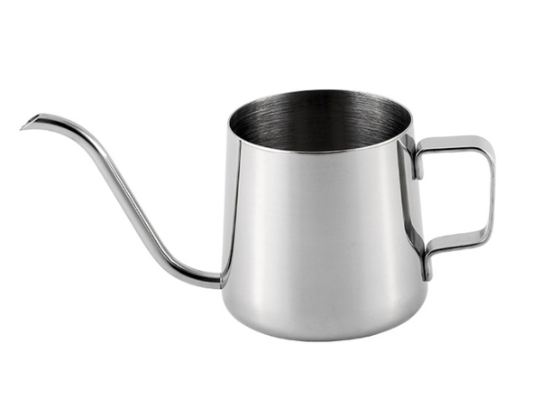 【甜手手】304不鏽鋼 手沖咖啡壺 4mm 細口壺【K070】手沖壺 250ML/350ML 加厚 掛耳咖啡