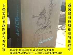 二手書博民逛書店after罕見forever roman band4Y18442