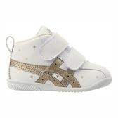 Asics Fabre First Sl 3 [TUF123-0195] 小童鞋 運動 休閒 魔鬼氈 保護 亞瑟士 白金