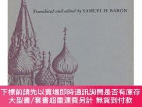 二手書博民逛書店The罕見Travels Of Olearius In Seventeenth-century RussiaY