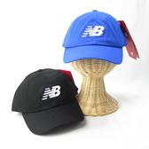 New balance 可調式 休閒 刺繡LOGO老帽 鴨舌帽 LAH91017- 兩色【iSport愛運動】