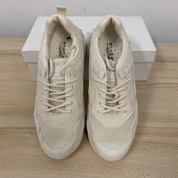 厚底懶人鞋潮老爹鞋休閒鞋(37號/777-2464)