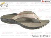 【速捷戶外】Chaco涼鞋 -CH-ETM24 美國專業戶外運動休閒拖鞋、沙灘鞋 男 Fathom  (矩陣咖)