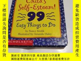 二手書博民逛書店KRULIK罕見HALEY RAISE YOUR CHILD S SELF ESTEEM 99 精裝Y9212