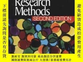 二手書博民逛書店Qualitative罕見Communication Research MethodsY307751 Thom