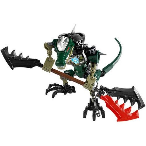 【LEGO 樂高積木】Chima 系列 - 氣能量鱷霸王 / LT- 70203