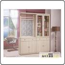 {{ 海中天休閒傢俱廣場 }} G-02 摩登時尚 雙面櫃系列 202-3 白雪杉5.3尺雙面櫃