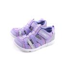 IFME 休閒運動鞋 簍空 粉紫色 中童 童鞋 IF22-011902 no140 15~19cm