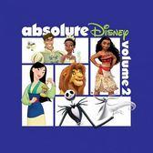 絕對迪士尼 Vol.2 CD Absolute Disney Volume 2 免運 (購潮8)