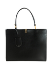 【雪曼國際精品】Balenciaga 巴黎世家 銅釦牛皮公事包8.8新 高優質感皮革手提包