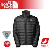 【The North Face 男 900FP羽絨外套《黑》】A54Q/保暖外套/防潑水/輕量羽絨