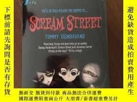 二手書博民逛書店scream罕見streetY328651 tommy donb