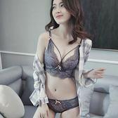 夏季舒適薄款小胸罩性感蕾絲少女內衣無痕無鋼文胸套裝  ys778『寶貝兒童裝』