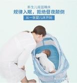 嬰兒床-嬰兒床摺疊床便攜式搖籃床多功能寶寶床可摺疊帶蚊帳滾輪 東川崎町