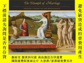 二手書博民逛書店The罕見Triumph Of MarriageY364682 Cristelle Baskins Peris