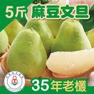 <家購網嚴選>台南麻豆文旦35年老欉5斤裝(4~7顆)