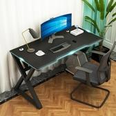 電腦桌 簡易電腦臺式桌簡約書桌臥室電競桌家用電腦桌學 青山市集