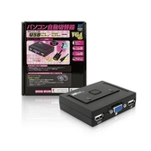 Uptech REX-230U 2-Port USB電腦切換器