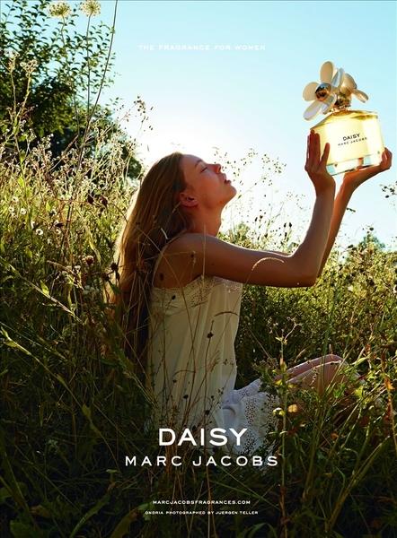 Marc Jacobs MJ 雛菊淡香水 Daisy 5ML香水分享瓶◐香水綁馬尾◐
