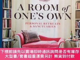 二手書博民逛書店(2019罕見最新版)A Room of Ones Own : Personal Retreasts & Sanc