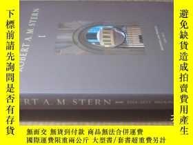 二手書博民逛書店ROBERT罕見A.M. STERN Buildings and