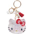 〔小禮堂〕Hello Kitty 麂皮造...