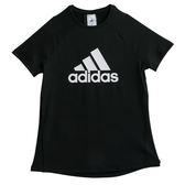Adidas D2M LOGO TEE  短袖上衣 CW3878 女 健身 透氣 運動 休閒 新款 流行