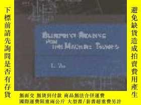 二手書博民逛書店Blueprint罕見Reading For The Machine Trades-機械行業藍圖解讀Y4366