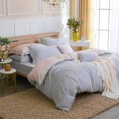 鴻宇 雙人床包兩用被套組 天絲300織 克卜勒 台灣製M2626