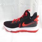 NIKE LEBRON WITNESS V EP 男籃球鞋 XDR耐磨 CQ9381005 黑紅 大尺碼【iSport】