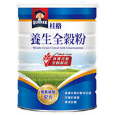 QUAKER桂格 養生全穀粉-葡萄糖胺配方600g