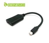 【超人生活百貨】BENEVO 專業型 主動式 Mini DP1.2轉HDMI2.0 訊號轉換器 BMDP2HDMI4K