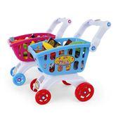 快速出貨-兒童過家家玩具男孩女孩超市購物車仿真寶寶手推車2-3歲
