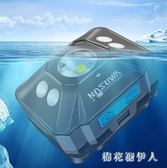 LED感應頭燈強光充電超亮頭戴式手電筒超輕非夾帽夜釣釣魚燈防水 CP59【棉花糖伊人】