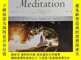 二手書博民逛書店Biblical罕見Meditation聖經Y415019 見書頁 見書頁 ISBN:978071808337