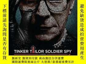 二手書博民逛書店Tinker罕見Tailor Soldier Spy-補鍋匠裁縫兵間諜Y436638 John Le Carr